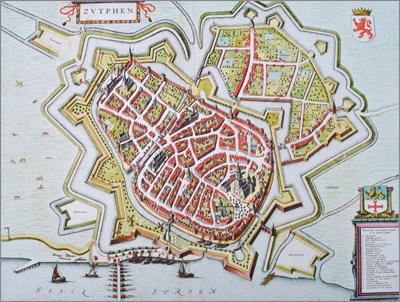 zutphen-kaart